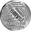 Česká jména - Přemysl - velká stříbrná medaile 1 Oz