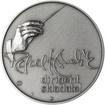 Rafael Kubelík - 100. výročí narození stříbro patina