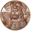 Relikvie Sv. Václava - II. -  1 Oz Měď b.k.
