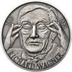 Richard Wagner - 200. výročí narození Ag patina