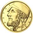 2013 - b.k. - Svatováclavské dukáty - 1 dukát Au číslovaný