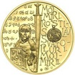 Velká Morava - 1 Oz zlato b.k.