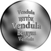 Česká jména - Vendula - stříbrná medaile