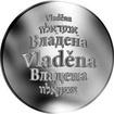 Česká jména - Vladěna - stříbrná medaile