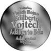 Česká jména - Vojtěch - stříbrná medaile