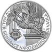 Vojtěch Hynais - 160. výročí narození stříbro proof