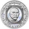 Zavedení československé koruny  - 95. výročí stříbro proof