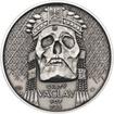 Relikvie Sv. Václava - II. - Ag 28mm patina