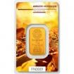Zlatý slitek Argor Heraeus 10 gramů FN podzim 2017