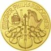 Zlatá mince Philharmoniker 1 Oz 2017