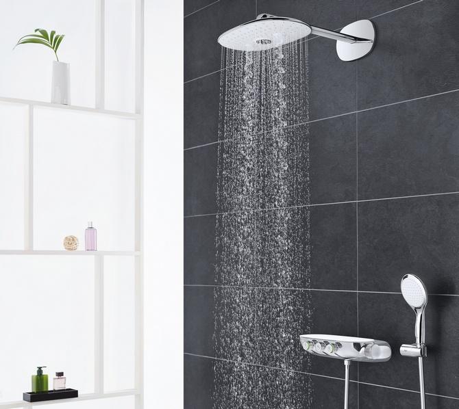 Vychutnejte si novou dimenzi ve sprchování