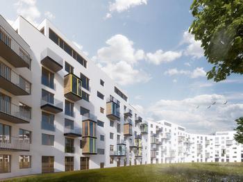 Nové bydlení v Praze, 500 až 700 nových bytů