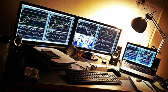 Forex obchodní platformy