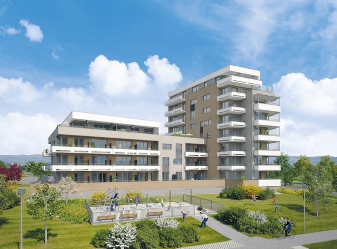 Ve kterých lokalitách hledat nové byty?