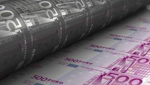Kvantitativní uvolňování ECB: Vytrhávání trnu z paty, krátkodobě ale pozitivum pro trhy