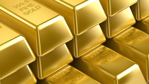 Graf ceny zlata v�m vyraz� dech, jen se mus�te pod�vat na v�voj v eurech