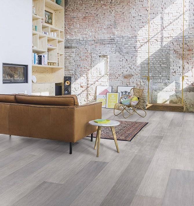 Podlaha a velikost prken