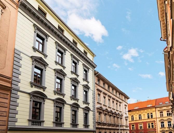 Luxusní nové byty pod Vyšehradem