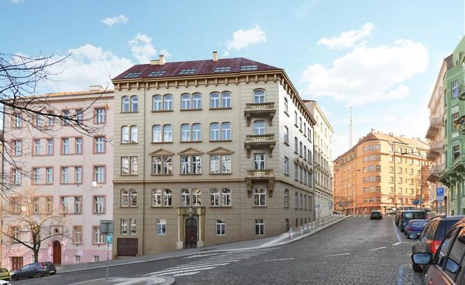 """Jednotlivé bytové jednotky budou prodávány ve stavu """"white walls"""", tedy ve stádiu hrubé stavby"""