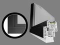 Na výrobu profilu GENEO® se používá unikátní kompozitní materiál RAU FIPRO®
