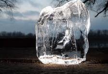 Spotřeba ledu i poptávka po něm během staletí stoupala