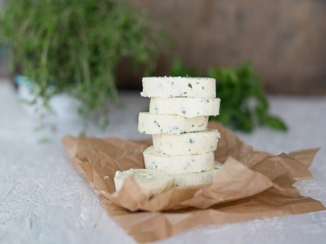 Připravte si bylinkové máslo