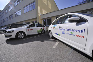Výzva na dotace pro auta s alternativním pohonem
