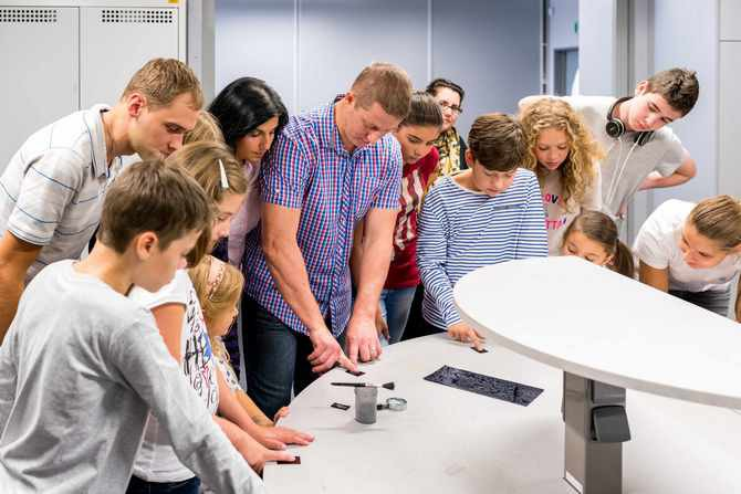 Nový workshop science centra