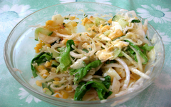 Recepty na jarní salát: jednoduché i rafinované saláty