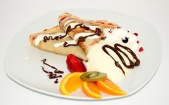 Recepty na sladké i slané palačinky: palačinky jsou oblíbené a výtečné jídlo