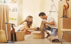 Nové bydlení, nový začátek: co musíme zařídit