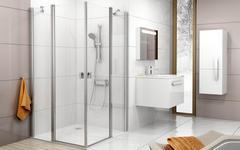 Koupelnový nábytek – materiály a trendy