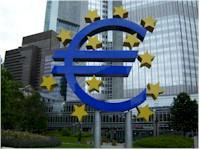 ECB podle o�ek�v�n� nechala �rokov� sazby beze zm�n