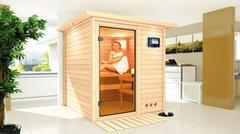 Infra-sauna pro zdravé tělo