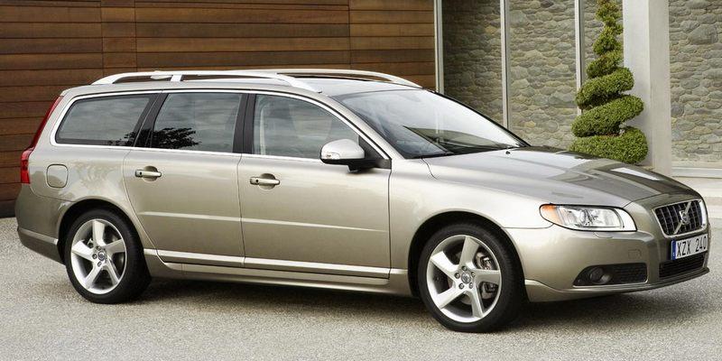 Volvo 2007 v70