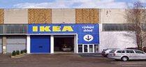 IKEA obchodní dům