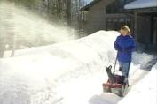 Jednostupňové sněhové frézy
