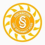Logo SolarCoin