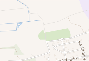 Na Samotách v obci České Budějovice - mapa ulice