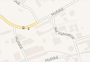 Dělnická v obci Kladno - mapa ulice
