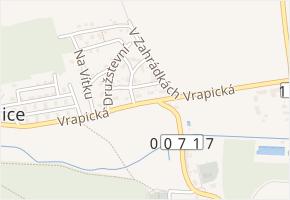 Stromová v obci Kladno - mapa ulice