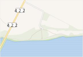 Rybniční zámeček v obci Lednice - mapa ulice