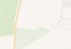 Ke Hřišti v obci Milovice - mapa ulice
