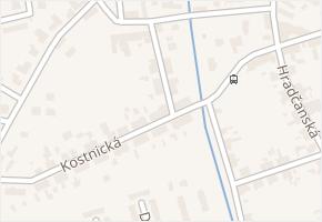 Josefa Poppera v obci Pardubice - mapa ulice