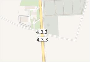 Za Brněnskou ulicí v obci Prostějov - mapa ulice