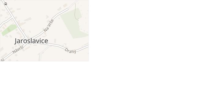 Na Vrše v obci Zlín - mapa ulice