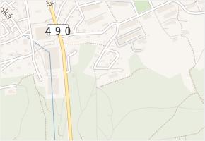 Nad Ovčírnou VI v obci Zlín - mapa ulice