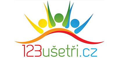 Logo 123ušetři.cz