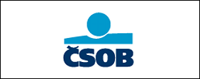 Logo Československá obchodní banka, a. s.