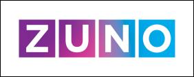 Logo ZUNO BANK AG, o.s.